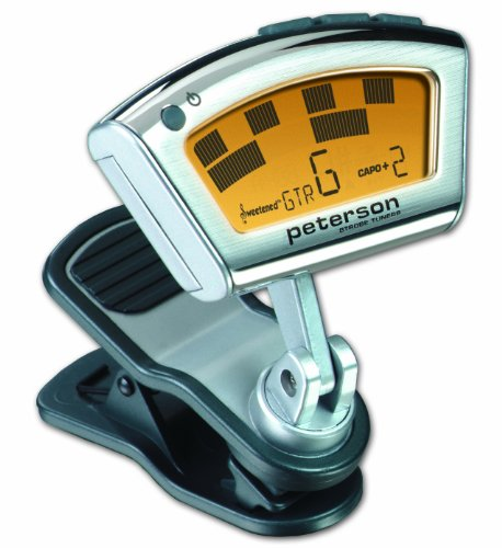 Peterson StroboClip Clip-On Strobe Tuner
