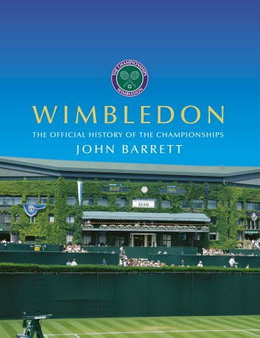 Download Wimbledon: The Official History: The Official History of the Championships