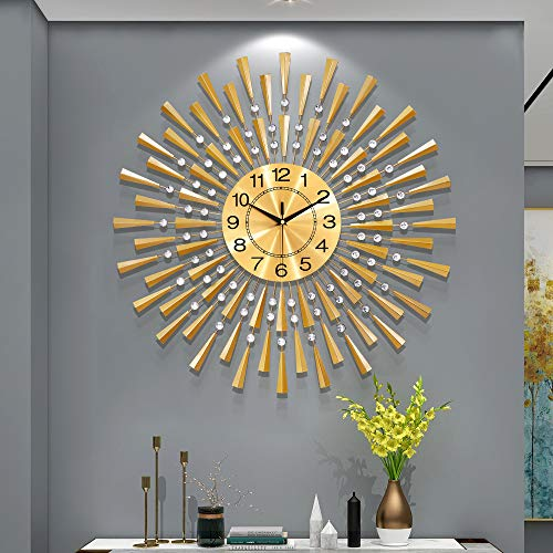 FLEBLE Large Wall Clocks for Living…