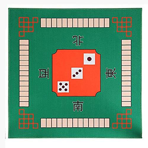 Tapete De Mahjong De Protección De Superficie De La Mesa, Cubierta De...