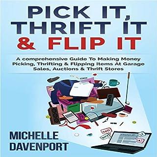 Pick It, Thrift It & Flip It audiobook cover art