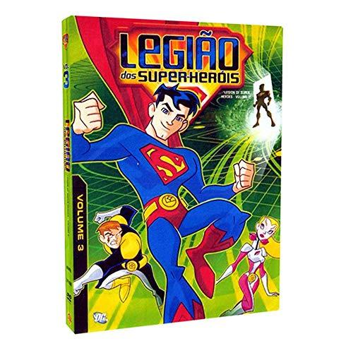 Legião Dos Super - Heróis Volume 3