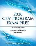 2020 CFA Program Exam Prep Level 1: 2020 CFA Level 1, Book 4: