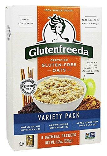 GLUTENFREEDAS Oatmeal Instant Varietty Pack 112 oz