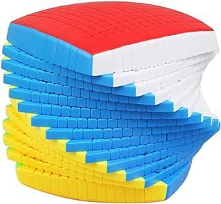 SXPC Cube de Vitesse sans Autocollant 100mm Cubes d'oreiller Puzzle Magique de Vitesse 14x14 Jouets éducatifs Cubo