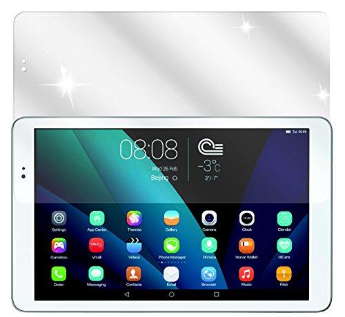 dipos I 2X Schutzfolie klar kompatibel mit Huawei MediaPad T1 10 Zoll Folie Bildschirmschutzfolie