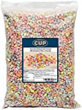 By The Cup Assorted Dehydrated Cereal Marshmallow Bits 3 lb bulk bag