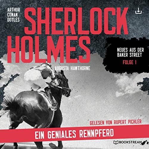 Sherlock Holmes - Ein geniales Rennpferd Titelbild