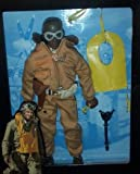 G.I. Joe - 1996 - Kenner - Classic Collection - WW II Forces Collection - Tuskegee Fighter Pilot - Action Figure - w/ Accessories - Out of Production - Limited Edition - RARE - Collectible