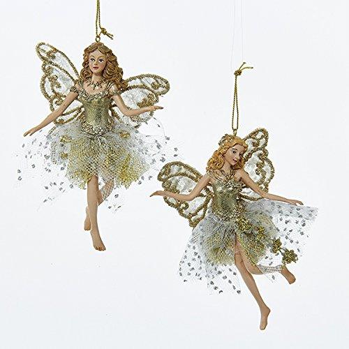 Fairies Christmas Ornaments Amazon Com