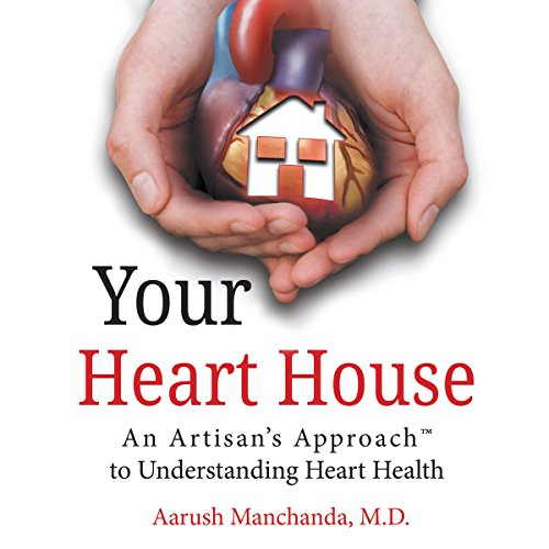 Your Heart House audiobook cover art