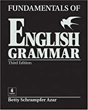 Fundamentals of English Grammar (Black), Student Book Full (Without Answer Key), Third Edition