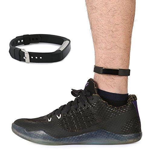 fit-power Extender Band per Fitbit alta Band W/fibbia–per polsi di grandi dimensioni o alla caviglia usura