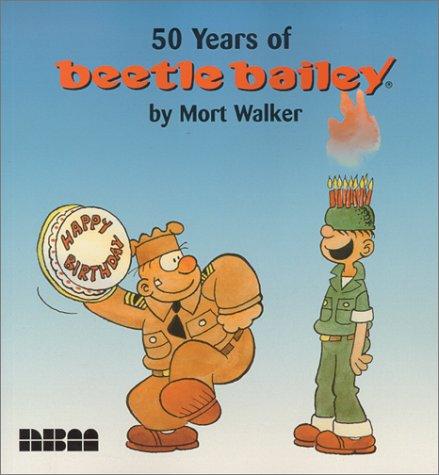 50 Years of Beetle Bailey