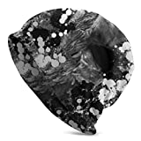 Hedging Cap - Gorro de punto para hombre (talla única), color negro