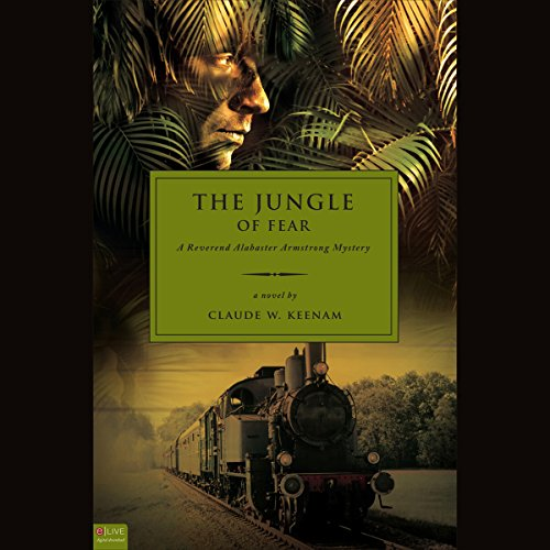 The Jungle of Fear audiobook cover art