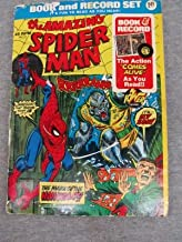 power records the amazing spider man