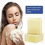 Akne seife, Handgemachtes Seife, Natural Seife, Gesicht Seife, Sea Salt Seife, Reinige Gesicht und Körper für alle Hauttypen, Für Akne, Ekzem, Gesichtsreinigung Behandlung für Akne Prone Haut - 7
