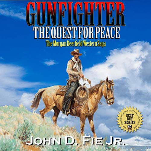 Gunfighter: The Quest for Peace cover art