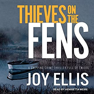 Page de couverture de Thieves on the Fens