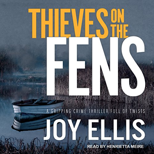 Thieves on the Fens  By  cover art