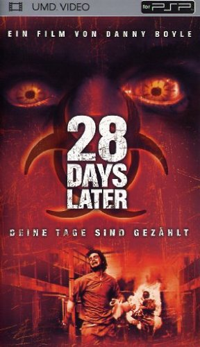 28 Days Later [UMD Universal Media Disc]