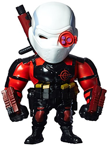 Jada Metals Diecast 6 inch Suicide Squad Figure Unmasked Deadshot M116