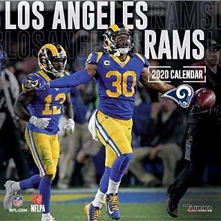 2020 Los Angeles Rams NFL Team Wall Calendar