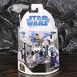 YSDSPTG Action Figure 50th Anakin Skywalker Obi WAN Kenobi Clone Pilot Arc Trooper Echo 6'Action Figure Giocattoli (Color : Arc Trooper Echo)