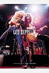 Led Zeppelin - The Neal Preston Collection: Photographs by Neal Preston Capa comum