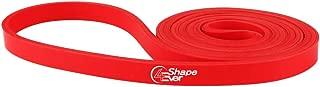 4EverShape フィットネスチューブ エクササイズバンド トレーニングバンド エクササイズハンドル ドアアンカー カラビナセット 筋トレ ゴムバンド 天然ラテックス製