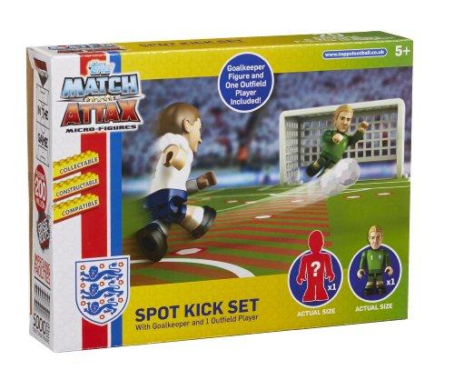 Match Attax Micro Figures Coupe du monde 2014 penalty Set