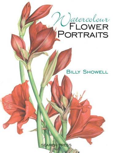 Watercolour Flower Portraits