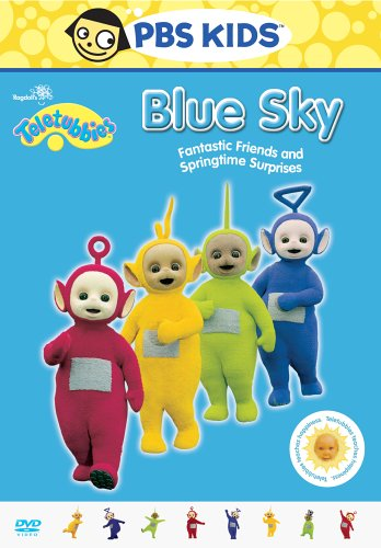 Teletubbies: Blue Sky [DVD]の詳細を見る