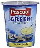 Pascual Yogur Griego Vainilla - 6 Paquetes de 4 x 125 gr - Total: 3 kg