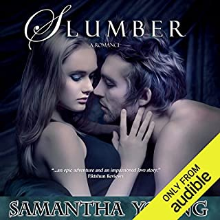 Slumber audiobook cover art