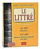 Littré. Dictionnaire de la langue française (pour Macintosh)