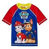 Nickelodeon paw Patrol Boy Rash Guard Shirt Size 5