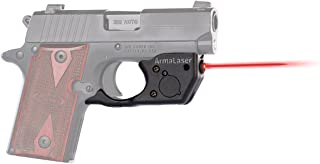 ArmaLaser SIG P238 P938 TR8 Super-Bright Red Laser Sight with Grip Activation