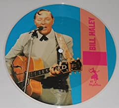 Bill Haley and the Comets Maybellene picture disk Shake Rattle and Roll See You Later Aligator