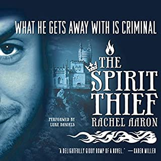 The Spirit Thief cover art