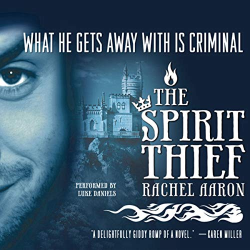 Couverture de The Spirit Thief