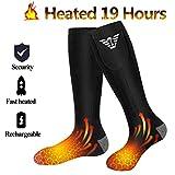 Heated Socks for Men Women - Electric Heating Socks, Battery Powered Socks...