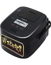 【パナソニック】炊飯器 5.5合 スチーム&可変圧力IH式 Wおどり炊き プレミアムシリーズ