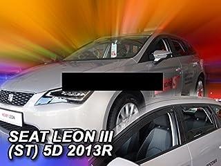 Suchergebnis Auf Für Seat Leon Windabweiser Autozubehör Auto Motorrad