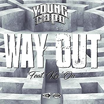 Way Out (feat. Kev'on)