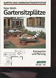 Wirth Gartensitzplätze Konzeption und Planung, Ulmer 1993, 253 Seiten, bebildert