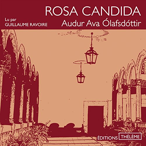 Rosa candida audiobook cover art