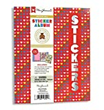 Mrs. Grossman's Official Sticker Album with Stickers 47050, Multicolor