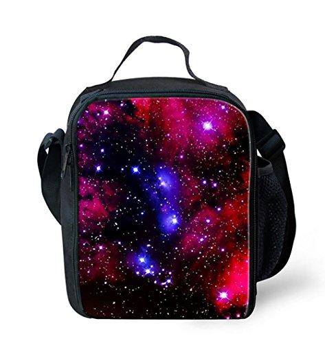 For U Designs, borsa termica per il pranzo dei bambini Galaxy 6